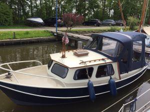 Beenakker vlet Zeer Compleet Uitgevoerd, Sloep  for sale by Jachtmakelaardij Zuidwest Friesland