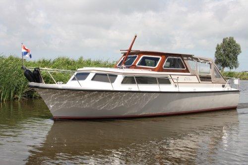 Nordsee Kruiser 32, Motor Yacht  for sale by Jachtmakelaardij Zuidwest Friesland