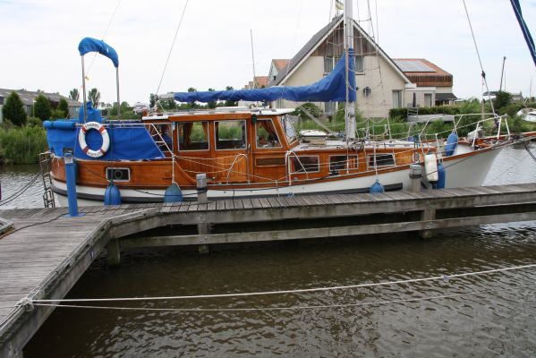 , Klassiek/traditioneel motorjacht  for sale by Jachtmakelaardij Zuidwest Friesland
