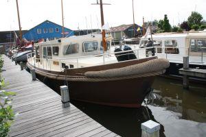 Smelne Veenje Kotter 12.00, Motorjacht  for sale by Jachtmakelaardij Zuidwest Friesland