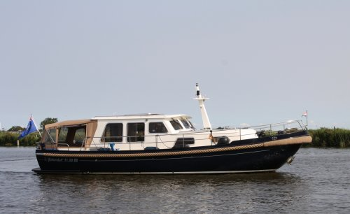 Ijlstervlet 11.50 RS, Motorjacht  for sale by Jachtmakelaardij Zuidwest Friesland