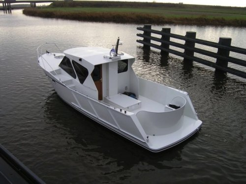 Subside 1050, Motorjacht  for sale by Jachtmakelaardij Zuidwest Friesland