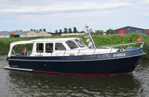 Tyvano Breva 1020 Pilot, Motorjacht  for sale by Jachtmakelaardij Zuidwest Friesland