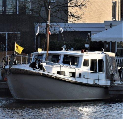 Gillissen Vlet 970 OK, Motorjacht  for sale by Jachtmakelaardij Zuidwest Friesland