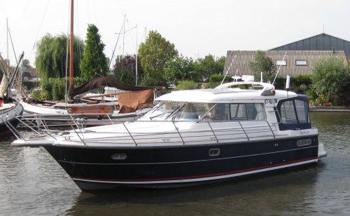 Nimbus 380 Coupe, Motorjacht  for sale by Jachtmakelaardij Zuidwest Friesland