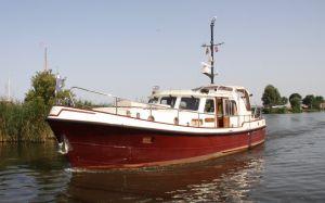 Gillissen Stevenvlet 1245 (gejoggeld), Motorjacht  for sale by Jachtmakelaardij Zuidwest Friesland
