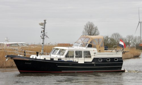 Aquanaut Drifter 1150 AK Special, Motorjacht  for sale by Jachtmakelaardij Zuidwest Friesland