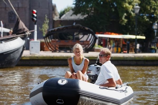 , RIB en opblaasboot  for sale by Jachtmakelaardij Zuidwest Friesland