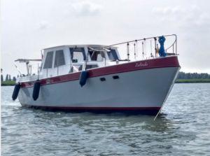 Barkas Dutch Tender 32, Motorjacht  for sale by Jachtmakelaardij Zuidwest Friesland