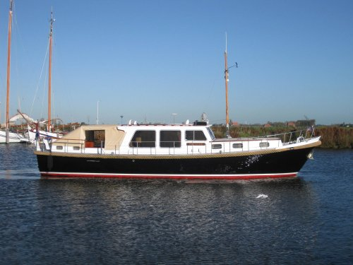 Klaassen Vlet 1300, Motor Yacht  for sale by Jachtmakelaardij Zuidwest Friesland