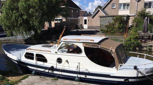Oostvaarder 900 AK, Motorjacht  for sale by Jachtmakelaardij Zuidwest Friesland