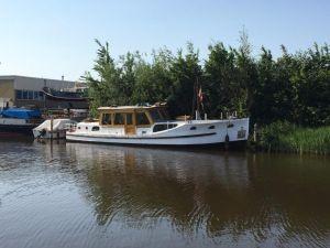 Bakdekkruiser Bakdekker, Klassiek/traditioneel motorjacht  for sale by Jachtmakelaardij Zuidwest Friesland