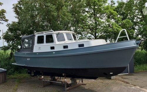 Spiegel Kotter 9.20, Motorjacht  for sale by Jachtmakelaardij Zuidwest Friesland