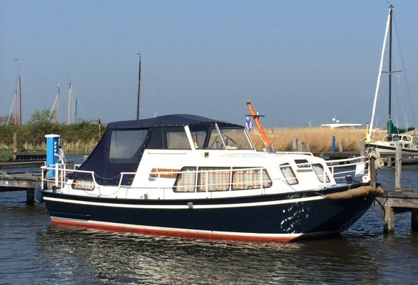 , Motorjacht  for sale by Jachtmakelaardij Zuidwest Friesland