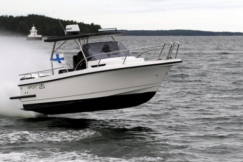 Nord Star 25 T-top (price On Request), Open motorboot en roeiboot  for sale by Jachtmakelaardij Zuidwest Friesland
