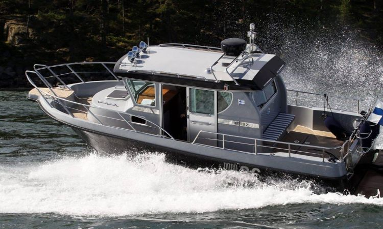 Nord Star 26 Patrol, Motor Yacht  for sale by Jachtmakelaardij Zuidwest Friesland