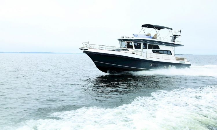 Nord Star 49 SCY, Motor Yacht  for sale by Jachtmakelaardij Zuidwest Friesland