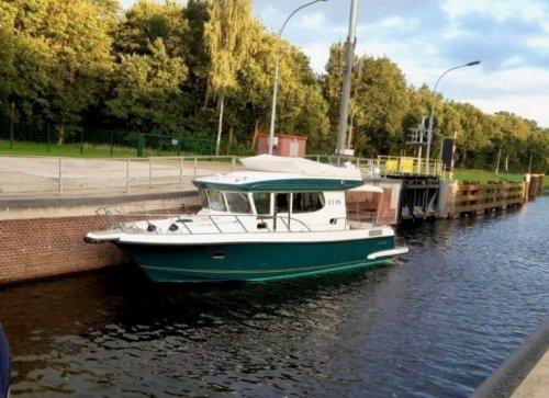 Nord Star (Linex) Patrol 40, Motorjacht  for sale by Jachtmakelaardij Zuidwest Friesland