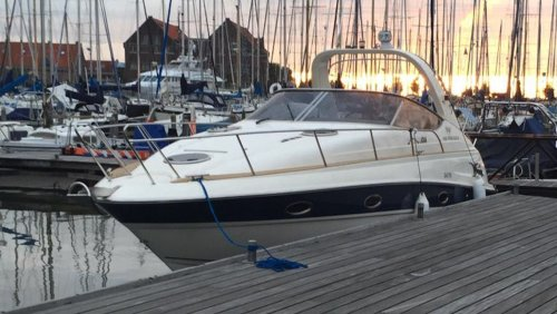 Bavaria 300 Sport DIESEL, Speed- en sportboten  for sale by Jachtmakelaardij Zuidwest Friesland