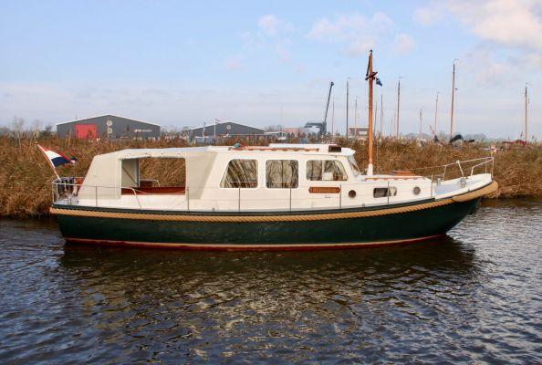 Gillissen Vlet 1100 OK (Dolman), Motor Yacht  for sale by Jachtmakelaardij Zuidwest Friesland