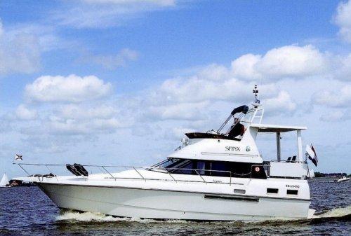 Silverton 34 AC, Speed- en sportboten  for sale by Jachtmakelaardij Zuidwest Friesland