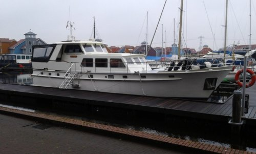 Lowland Princess 1500, Motorjacht  for sale by Jachtmakelaardij Zuidwest Friesland