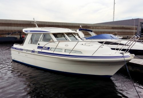 Saga 29 HT (315), Motorjacht  for sale by Jachtmakelaardij Zuidwest Friesland