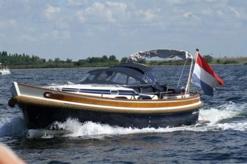 Makma 31 Caribbean, Motorjacht  for sale by Jachtmakelaardij Zuidwest Friesland