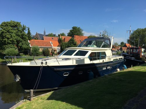 Suncoast 13.50, Motorjacht  for sale by Jachtmakelaardij Zuidwest Friesland
