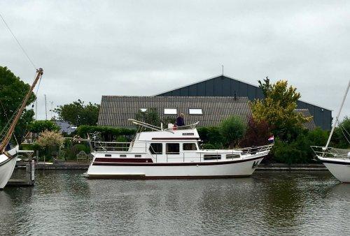 Kotter 12.60, Motorjacht  for sale by Jachtmakelaardij Zuidwest Friesland