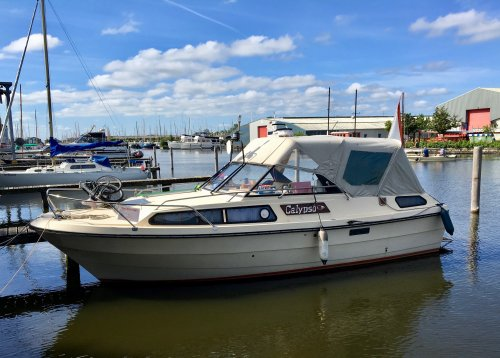 Marex 770 Holiday, Motorjacht  for sale by Jachtmakelaardij Zuidwest Friesland
