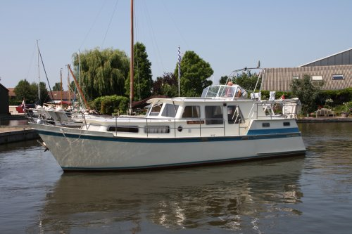 Vliet Kruiser 1140 (Werfgebouwd), Motorjacht  for sale by Jachtmakelaardij Zuidwest Friesland