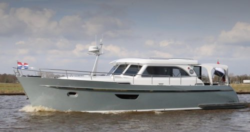 Steeler NG 40, Motorjacht  for sale by Jachtmakelaardij Zuidwest Friesland