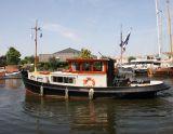 Motorsleepboot 1200, Traditionelle Motorboot Motorsleepboot 1200 Zu verkaufen durch Jachtmakelaardij Zuidwest Friesland