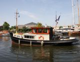 Motorsleepboot 1200, Bateau à moteur de tradition Motorsleepboot 1200 à vendre par Jachtmakelaardij Zuidwest Friesland