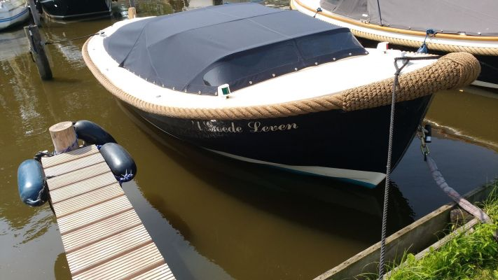 Albatros 21, Sloep  for sale by Jachtmakelaardij Zuidwest Friesland