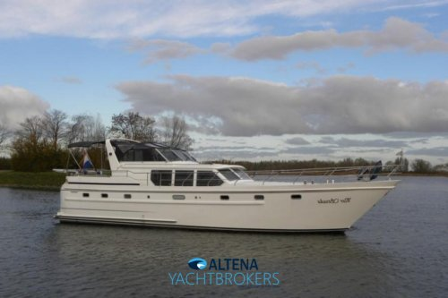 Valk Voyager 14.50, Motorjacht  for sale by Altena Yachtbrokers