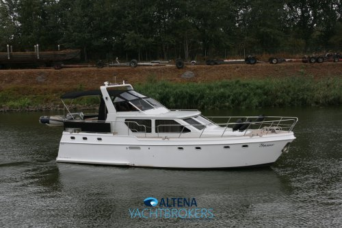 Altena Family 120, Motorjacht  for sale by Altena Yachtbrokers