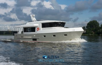 Altena 500 Raised Pilothouse, Motorjacht  for sale by Altena Yachtbrokers