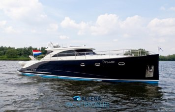 VDH Exclusive De Luxe, Motorjacht  for sale by Altena Yachtbrokers