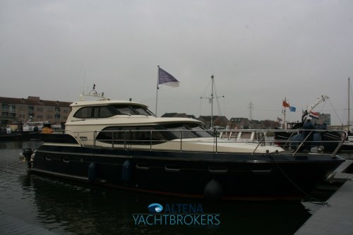 Aquanaut Unico 1500 Pilothouse Pilothouse, Motorjacht  for sale by Altena Yachtbrokers