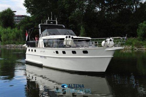 Altena Look 2000, Motoryacht  for sale by Altena Yachtbrokers