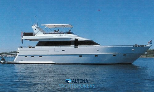 Valk Vitesse 63, Motoryacht  for sale by Altena Yachtbrokers