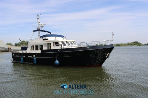 Altena Blue Water Trawler 48', Motoryacht  for sale by Altena Yachtbrokers