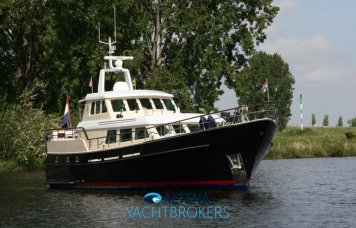 Pieter Beeldsnijder 55, Motorjacht  for sale by Altena Yachtbrokers