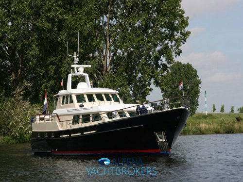 Pieter Beeldsnijder 55, Motoryacht  for sale by Altena Yachtbrokers