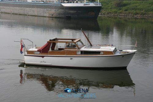 Mulder Super Favorite SF 940 OK/AK, Motorjacht  for sale by Altena Yachtbrokers