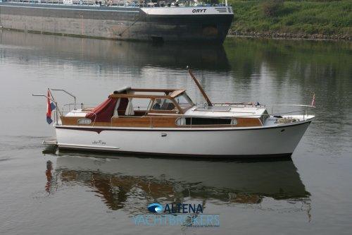 Mulder Super Favorite SF 940 OK/AK, Motorjacht  for sale by Altena Yachtbrokers