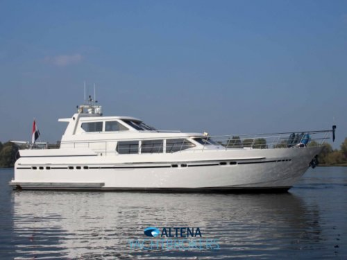 Pacific Allure 1900, Motorjacht  for sale by Altena Yachtbrokers