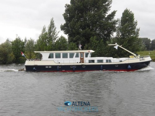 Ament Luxe Motor 2300, Motorjacht  for sale by Altena Yachtbrokers